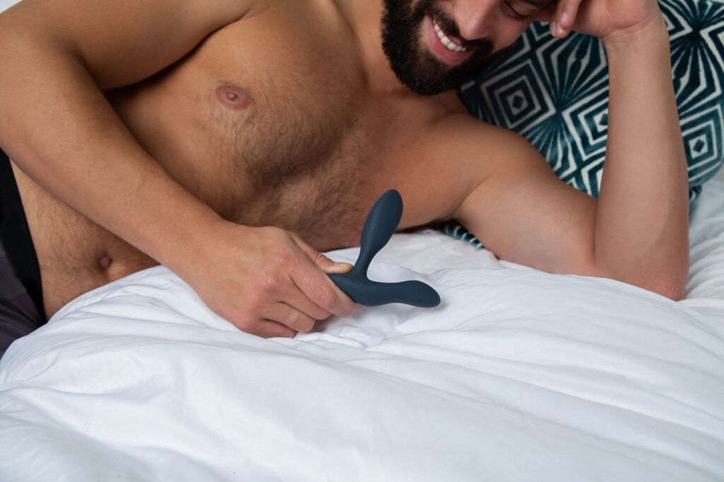 prostata massasje