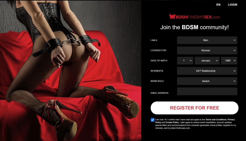 BDSM Find My Sex
