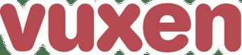 Vuxen logo transparent