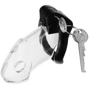 kyskhetsbelte med lås