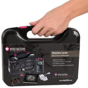 Mystim Tension Lover Digital Elektrosex-boks