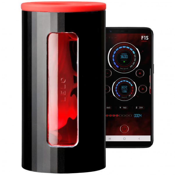 LELO F1s Developer's Kit RED Masturbator