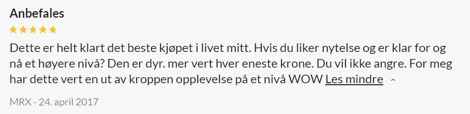 LELO Loki Kraftfull Prostata Massager
