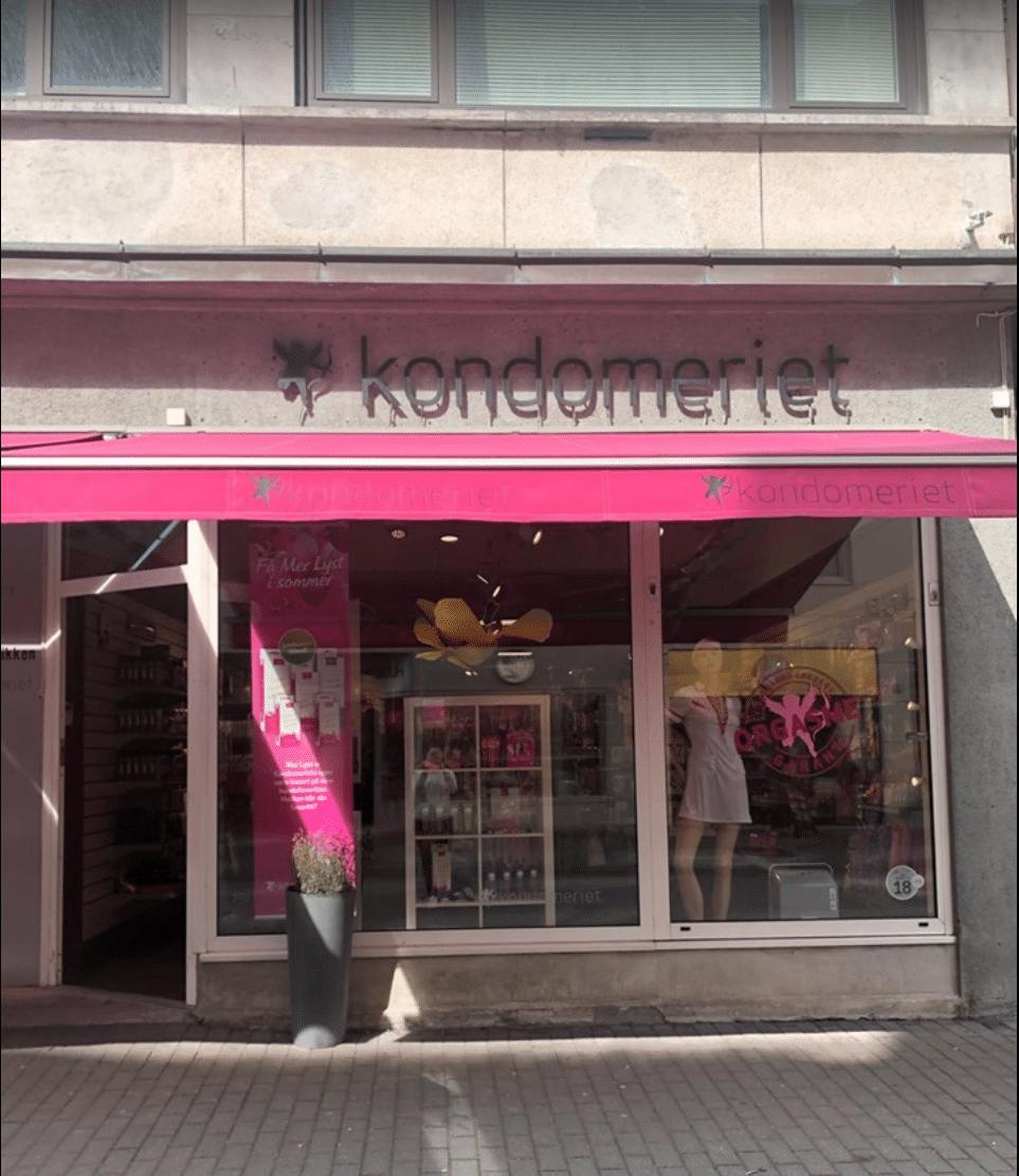 Sex shop Kondomeriet