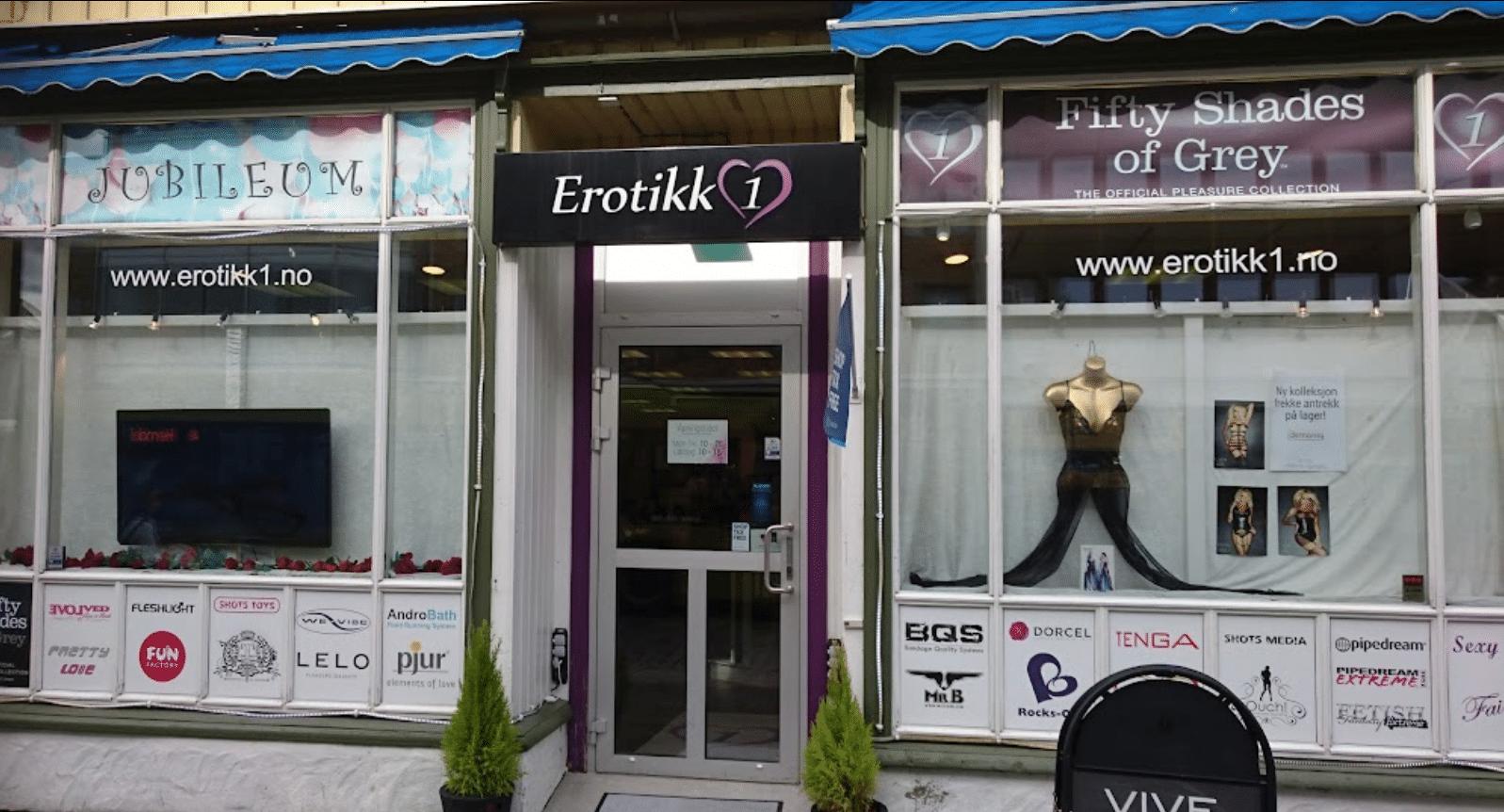 Sex shop Erotikk1