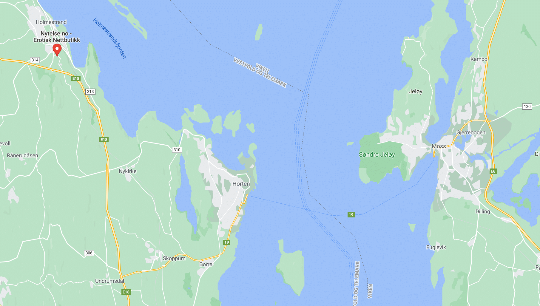 Sexshop Tønsberg