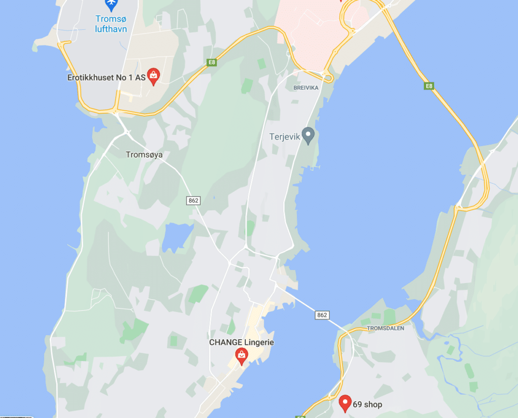 Tromso sexbutikk