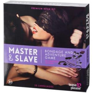 Master & Slave Bondage Spill til par245