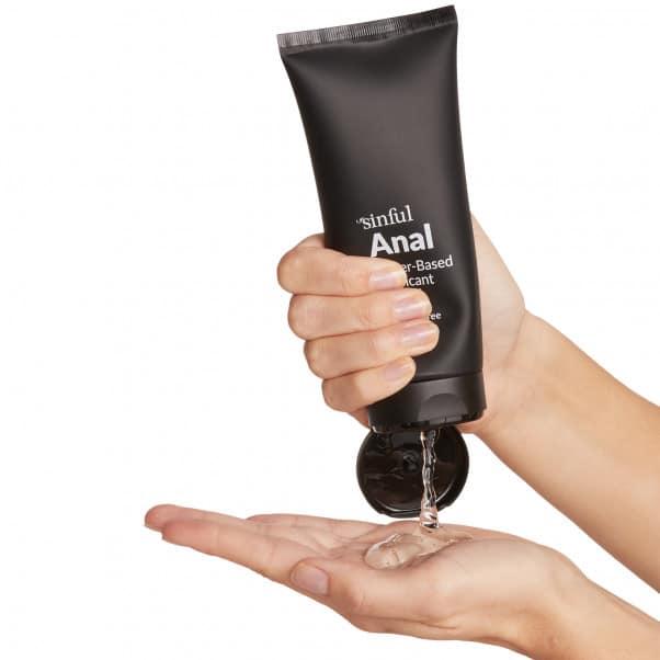 21230 sinful anal glidecreme 200 ml 50 hand